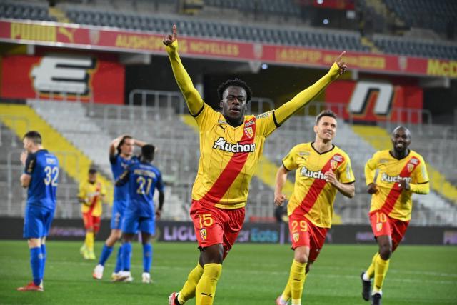 La lente sigue contra el Reims en la Liga francesa