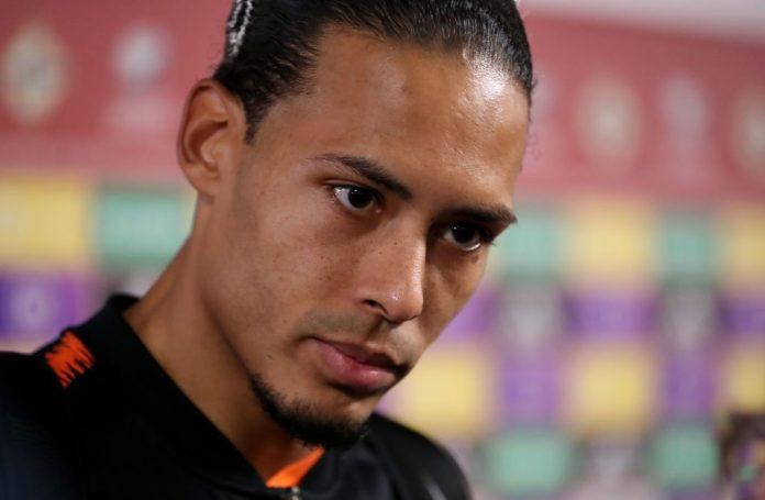Van Dijk nombra a los 5 mejores defensores del mundo, Marquinhos y Dias zapped