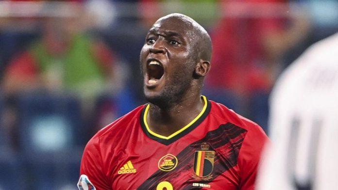 Romelu Lukaku antes de enfrentarse a Francia: