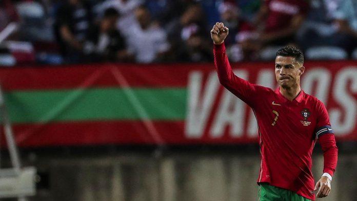 Portugal venció a Qatar y Ronaldo marcó el gol 112, batiendo el récord en partidos europeos