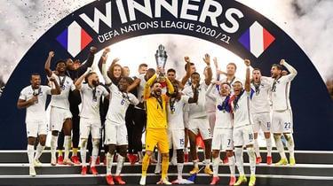The Blues ganó la segunda edición de la Liga de Naciones.